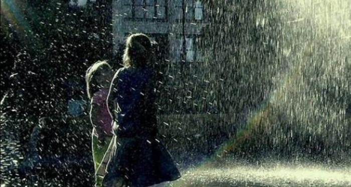 أمطار تشرين