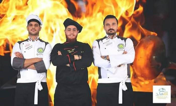 فريق الطهاة اللبناني الى اسطنبول