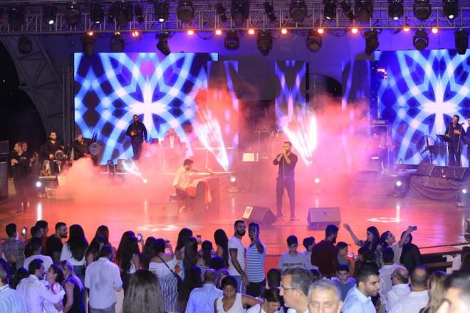 عيد اسـتقلال لبنان في أبيدجان
