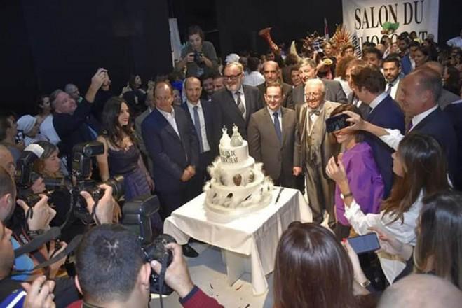 النسخة الثامنة من مهرجان بيروت للطهي والنسخة الخامسة من معرض الشوكولا