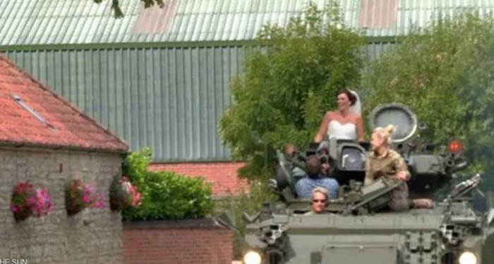 زفاف حربي
