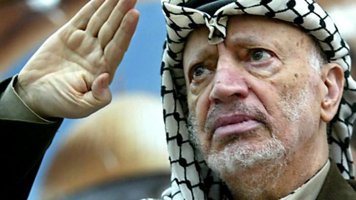 الرئيس ياسر عرفات (ابو عمار)