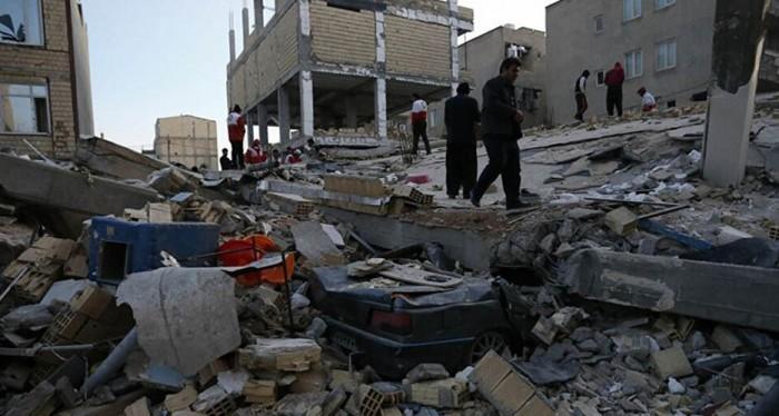 يا صور:: زلزال يضرب في ايران وهذا ما اورده مدير عام إدارة الأزمة عن الاضرار